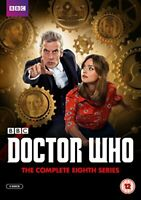 Doctor Who – The Complete Series 8 [DVD] [2014][Region 2]