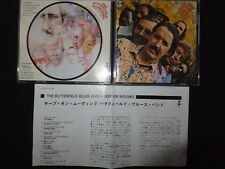 CD THE BUTTERFIELD BLUES BAND / KEEP ON MOVING / JAPAN PRESSAGE /
