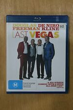Last Vegas (Blu-ray, 2014) -** Excellent Used Condition**  (D70)