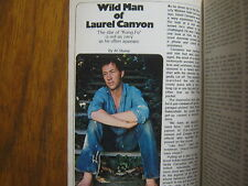 Nov-1972 TV Guide (DAVID CARRADINE/CLARK RACE/ALISTAIR COOKE/LAURENCE LUCKINBILL