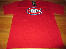 MONTREAL CANADIENS Logo (MED) T-Shirt w/ Tags