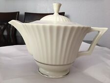 Lenox Citation PLATINUM Teapot with Lid