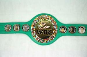 WBC WORLD Boxing Championship Replica BOXING Belt Adult size Replica