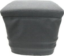 Stoffhocker grau für Thetford Porta Potti 335 mit Polster