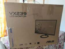 Monitor Asus VX239H,FHD, 1920 x 1080, IPS, Design Ultra-Slim, HDMI, D-Sub, Nero