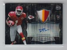 2014 Bowman Sterling De'Anthony Thomas Pulsar Refractor Patch Auto Rc (21/25)