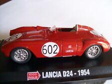 1954 LANCIA D24 WINNER 1000 MIGLIA ALBERTO ASCARI - NOREV 1/43 NEW HACHETTE COLL