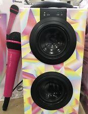 Lexibook Máquina De Karaoke Portátil con Micrófono Bluetooth
