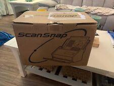 New ListingFujitsu ScanSnap iX500 Document Scanner