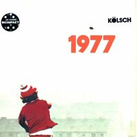 KÖLSCH - 1977 / 2xLP Vinyl Album NEW Kompakt / STILL SEALED - NOCH VERSIEGELT!