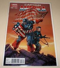 CAPTAIN AMERICA # 18 Marvel Comic  May 2014  NM  1:20 KLEIN VARIANT COVER