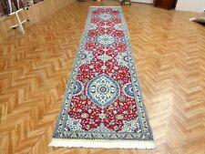 Orientteppich Perserteppich Feiner Teppich mit Seide 405x87  Pure Luxus Unikat