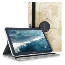 Funda para Samsung Galaxy Note 10.1 n8000 n8010 piel sintética Tablet Case cover