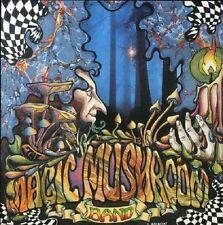 Magic Mushroom Band Re-Hash CD NEW SEALED 2003 Astralasia
