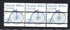 US 1901a MNH 1983 5.9¢ Bicycle PNC 3 Plate #4 Line
