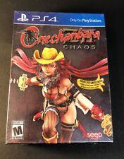 Onechanbara Z2 Chaos [ Banana Split Limited Edition ]  (PS4) NEW