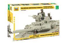 ZVEZDA 3684 1/35 Russian Contemporary Tank Crew in protective equipment
