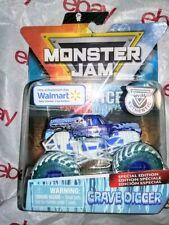 GRAVE DIGGER  2019 WALMART FIRE & ICE ● SPIN MASTER MONSTER JAM TRUCK ●