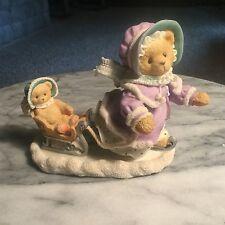 "Cherished Teddies Gretchen ""Winter Brings A Season of Joy"" 1997 Enesco"