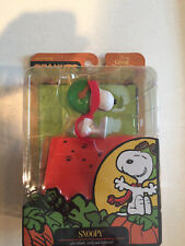 Its The Great Pumpkin Charlie Brown Snoopy Flying Ace On Doghouse Rare 2008