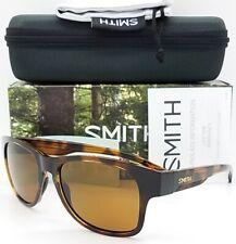 NEW Smith Wayward Sunglasses Havana Chromapop Polarized Brown $169 MSRP GENUINE