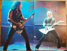 █▬█ Ⓞ ▀█▀   Ⓗⓞⓣ Metallica  Ⓗⓞⓣ Bolt Thrower Ⓗⓞⓣ 1 Poster Ⓗⓞⓣ 46 x 59 cm Ⓗⓞⓣ