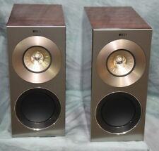 KEF Reference 1 luxury gloss rosewood 2 pcs Lautsprecher (1 pair) UvP 6.998,00 €