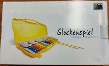 GEWA Glockenspiel Chromatic 25 Noten Kinder komplett Set Percussion Perkussion