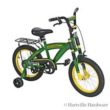 """Tomy John Deere 16"""" Heavy Duty Bicycle #35016"""