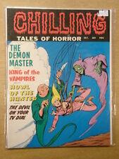 CHILLING TALES OF HORROR 1969 VOL 1 #6 VF PORTMAN HORROR MAGAZINE