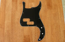 PICKGUARD BLACK 3 PLY FOR P BASS / PRECISION BASS