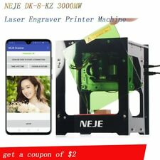 Hot Selling New Laser Engraver 3000mw 445nm Ai Wood Router DIY NEJE Work
