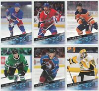 2020/21 UD Series 1 Young Guns Rookie Cards  U-Pick + FREE COMBINED SHIPPING!