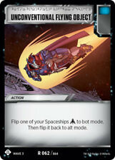 Transformers TCG: Unconventional Flying Object [Mint/NM] from set War for Cybert