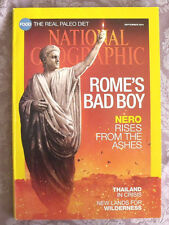 Rome's Bad Boy, Nero  /  Real Paleo Diet - National Geographic September 2014