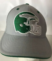 Philadelphia Eagles Hat Cap Mitchell & Ness NFL Vintage Collection Fitted Sz 7