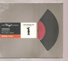 """Jamiroquai Emergency on Planet Earth"" The VINILE Classics SPECCHIO EDITION CD"
