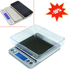 Digital Jewelry Precision Scale Pin Bead Screw Pieces Counting ACCT-500 .01g LCD