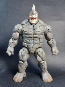 RARE Marvel Legends Spider-Man Rhino BAF Build-A-Figure COMPLETE
