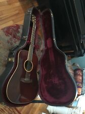 Gorgeous Vintage Estate Daion Heritage 78 Guitar With Case Restrung