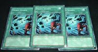 Yugioh Heavy Storm SD09-EN025 NM/MINT 3X Common 1st Edition