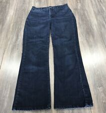 NYDJ Not your daughter's jeans - Stretch Denim Boot Cut Pants Size 8 Made in USA