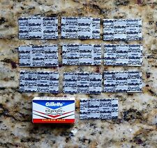 10 Gillette Wilkinson Sword Double Edge Razor Blades