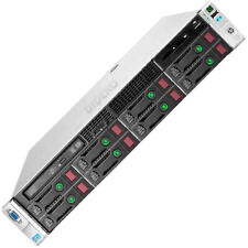 HP ProLiant dl380p gen8 2x Xeon e5-2680 32x 2,7 GHz 128 GB di RAM 4x 3 TB HDD