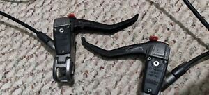 Magura louise carbon brakes USED with 4 extra sets of pads and 2 extra hoses