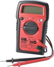 NEW GB GDT-3200  DIGITAL 7 RANGE MULTIMETER VOLTAGE ELECTRICAL TESTER 5852173