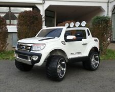Kinderfahrzeug Ford Ranger 2x 45W Motor Elektroauto Kinderauto Jeep Doppelsitzer