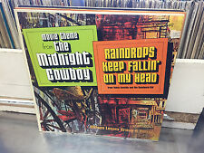 Wilson Lewes Group & Voice Movie Theme from Midnight Cowboy vinyl LP  EX Stereo