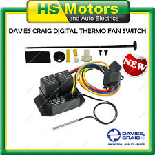Radiator Thermo Fan Switch Digital Davies Craig Adjustable 40-110 Degrees EF0444
