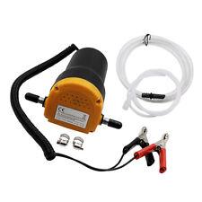 Car Motorbike Boats Electric Transfer Pump Extractor Oil Fluid Diesel 12V